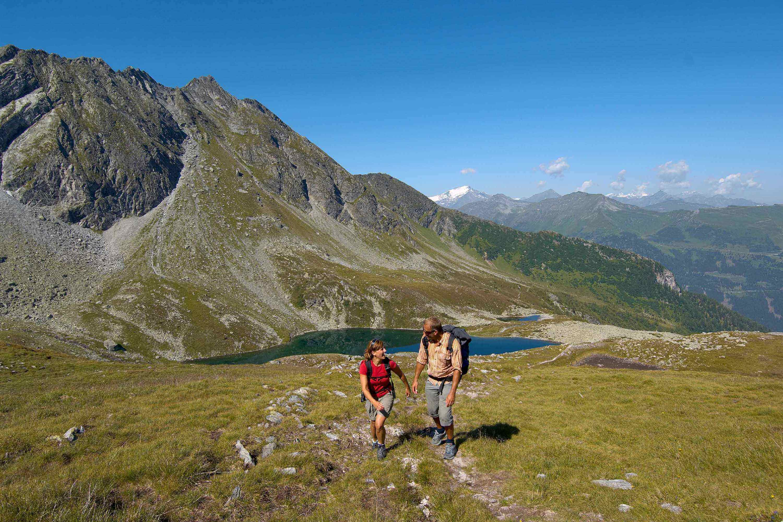 Active Wandern im Nationalpark Hohe Tauern, Salzburger Land