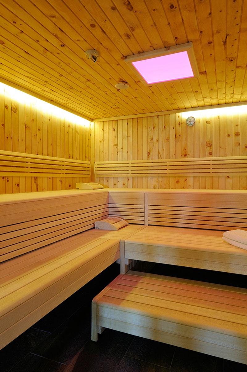 DAS.GOLDBERG Saunawelt