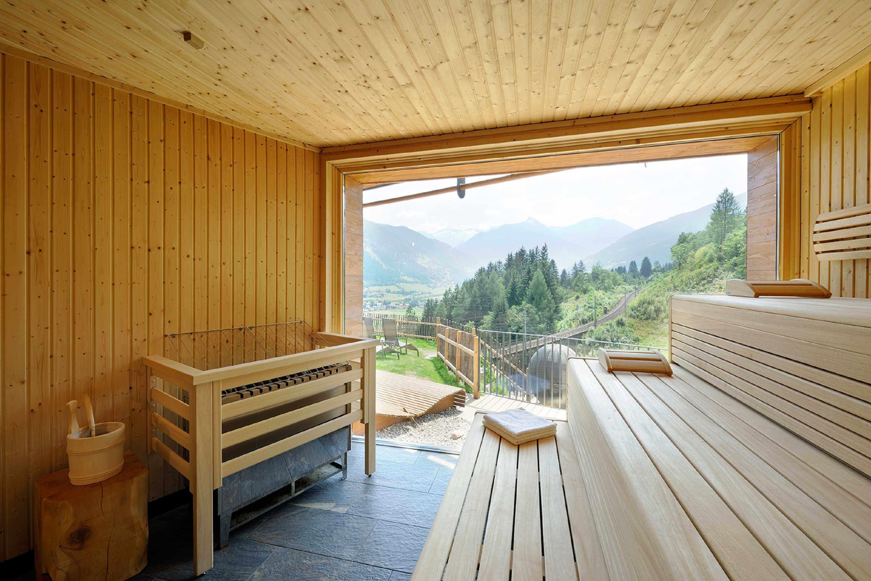 Ruhe finden in der Saunawelt