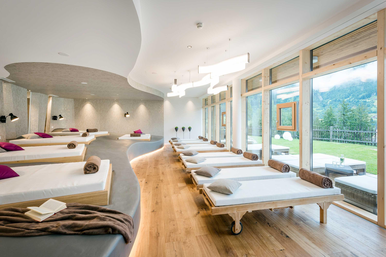 Wellnesshotel direkt an der piste in bad hofgastein for Design boutique hotels bad hofgastein