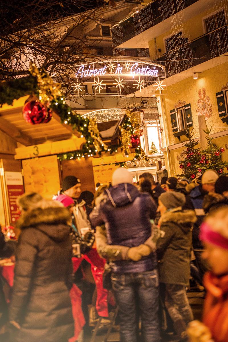 Weihnachtsstimmung im Salzburger Land