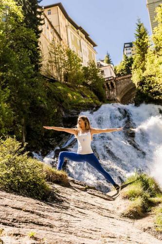 Wellness- und Yogaurlaub in Österreich