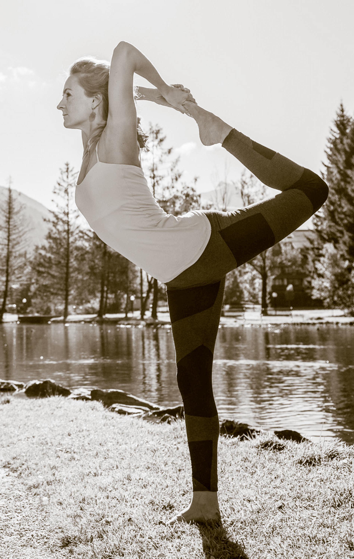 Yogaurlaub im Salzburger Land