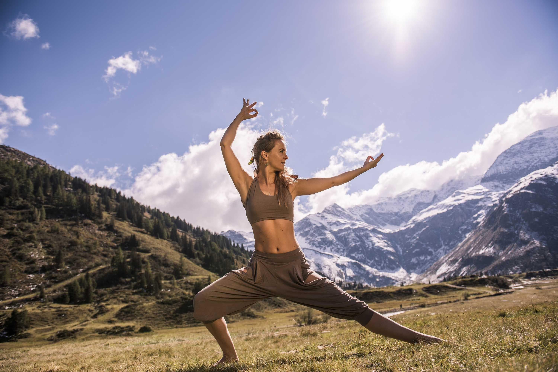 Entspannen Sie Ihren Geist mit Yoga im Salzburger Land